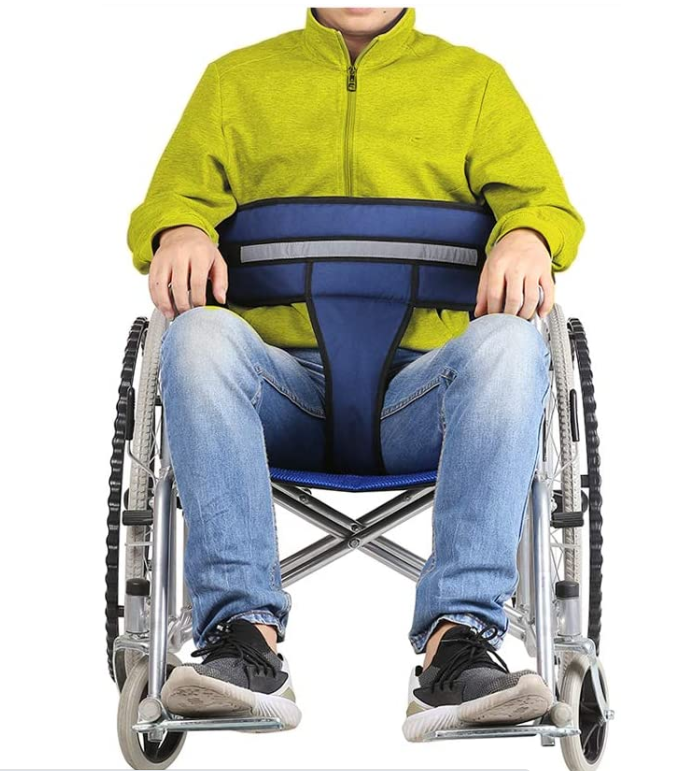 H&S Wheelchair Seat Belt